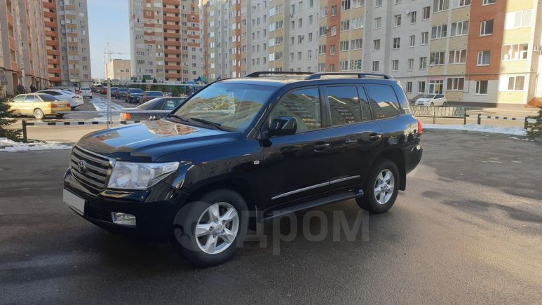 Toyota Land Cruiser, 2011 год, 1 850 000 руб.