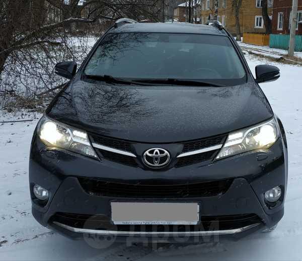 Toyota RAV4, 2014 год, 1 430 000 руб.