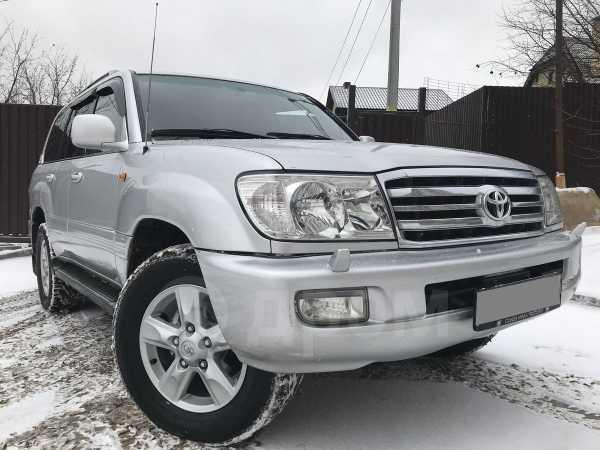 Toyota Land Cruiser, 2007 год, 1 860 000 руб.