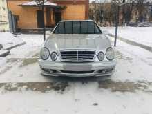 Серпухов CLK-Class 2000