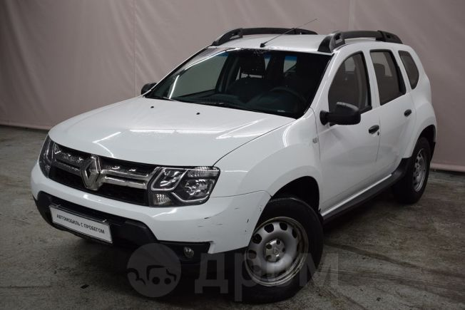 Renault Duster, 2016 год, 580 000 руб.
