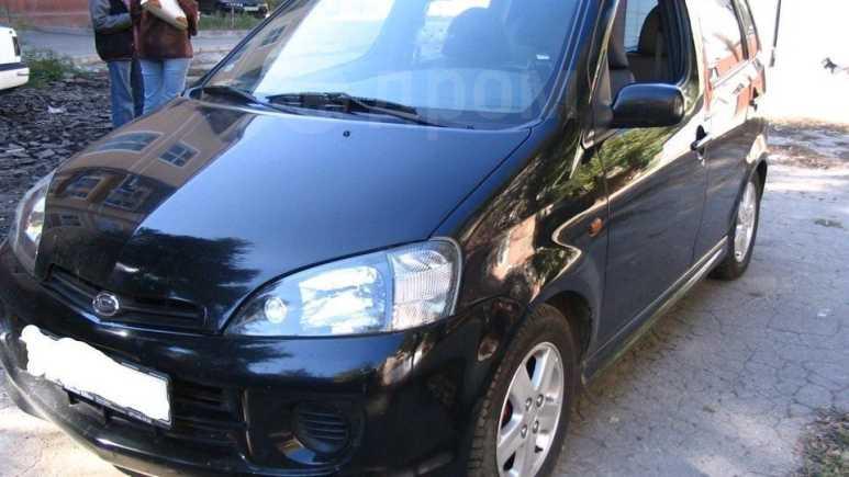 Daihatsu YRV, 2002 год, 390 000 руб.
