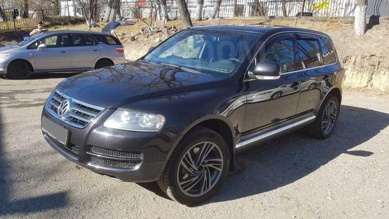 Volkswagen Touareg, 2006 год, 595 000 руб.