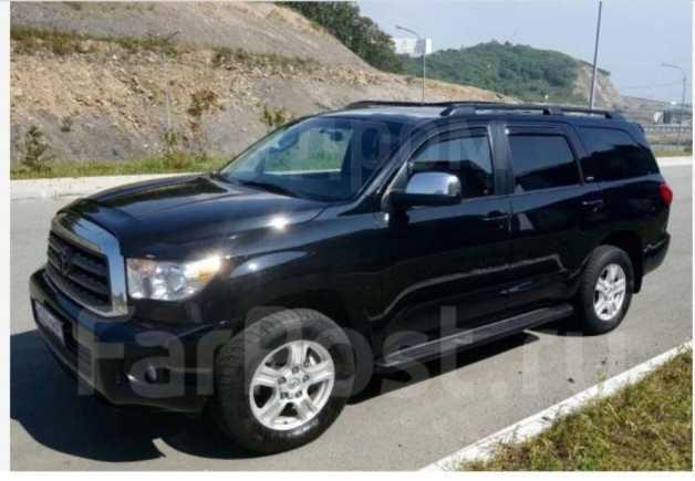 Toyota Sequoia, 2009 год, 1 850 000 руб.