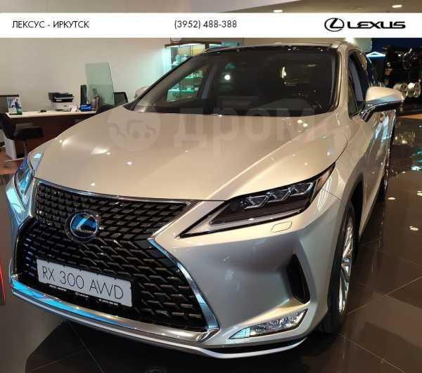 Lexus RX300, 2019 год, 4 459 000 руб.