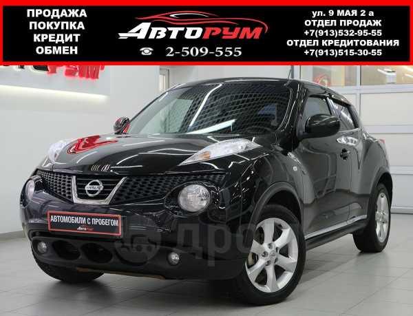 Nissan Juke, 2011 год, 740 000 руб.