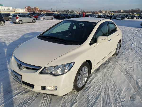 Honda Civic, 2008 год, 603 000 руб.
