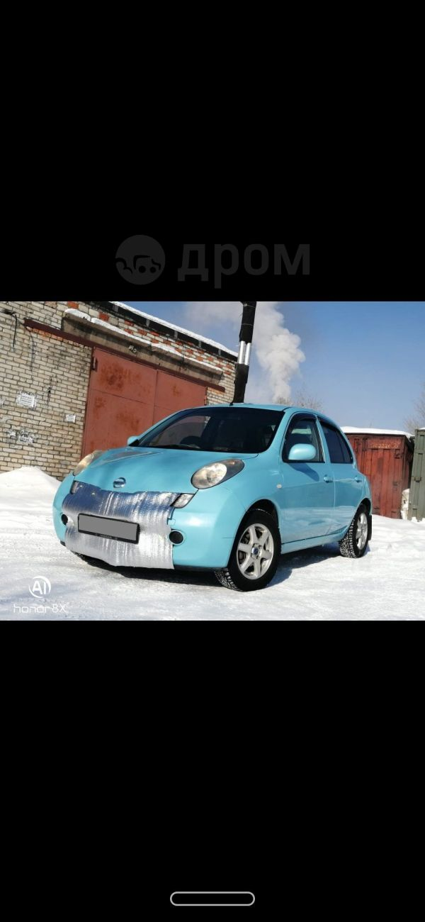 Nissan March, 2006 год, 215 000 руб.
