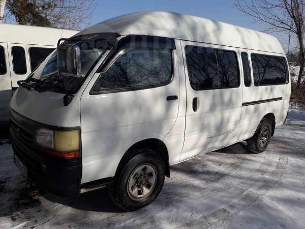 Toyota Hiace, 2002 год, 250 000 руб.