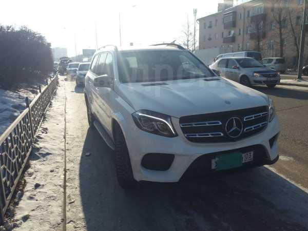 Mercedes-Benz GLS-Class, 2017 год, 4 200 000 руб.
