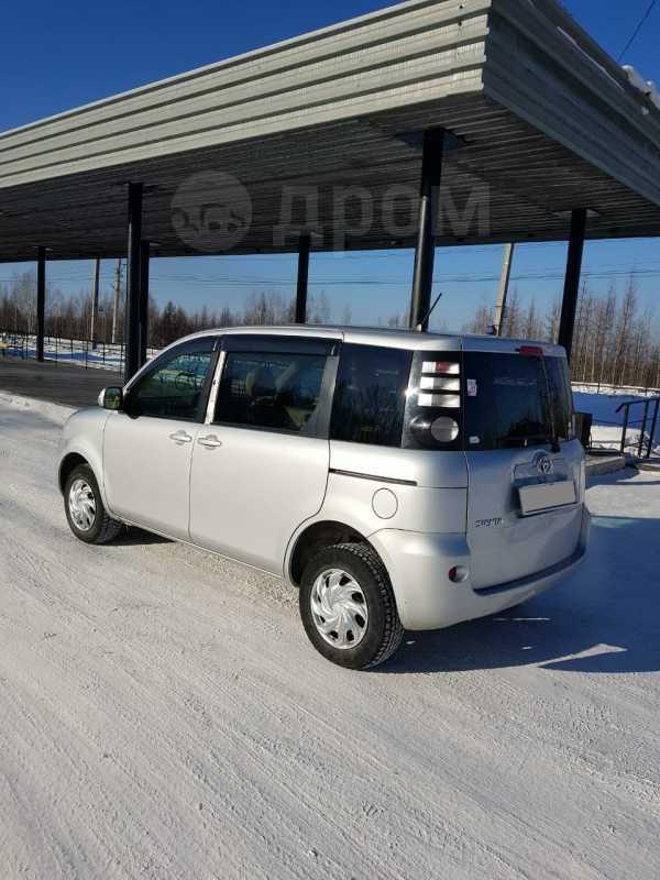 Toyota Sienta, 2008 год, 600 000 руб.