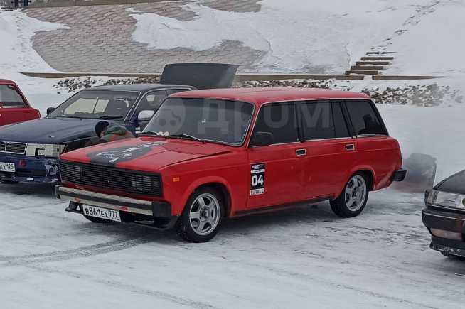 Лада 2104, 1990 год, 120 000 руб.