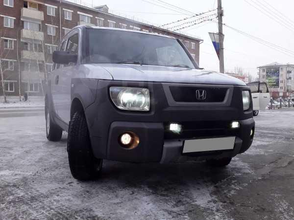 Honda Element, 2003 год, 490 000 руб.