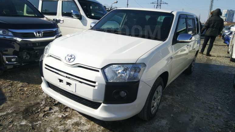Toyota Succeed, 2015 год, 515 000 руб.