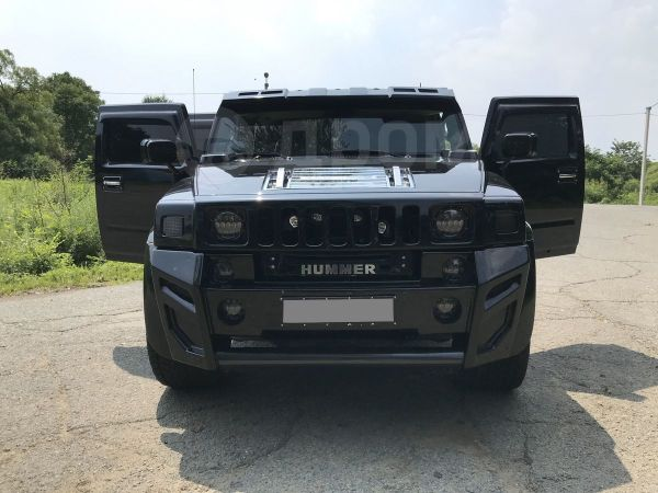 Hummer H2, 2004 год, 1 600 000 руб.