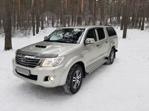 Toyota Hilux Pick Up, 2014 год, 1 480 000 руб.