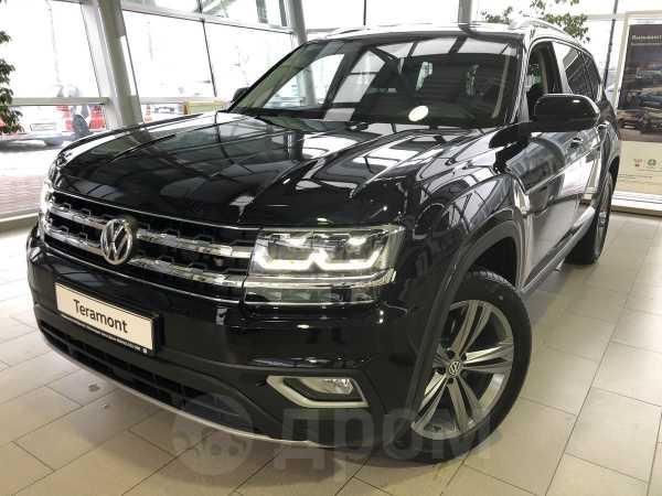 Volkswagen Teramont, 2019 год, 3 690 000 руб.