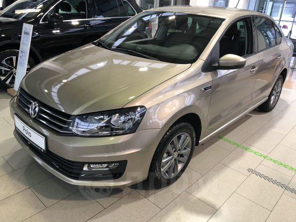 Volkswagen Polo, 2019 год, 896 300 руб.