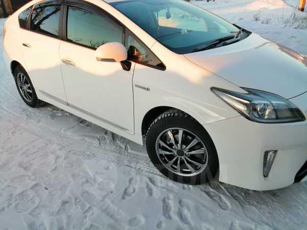 Toyota Prius, 2013 год, 835 000 руб.