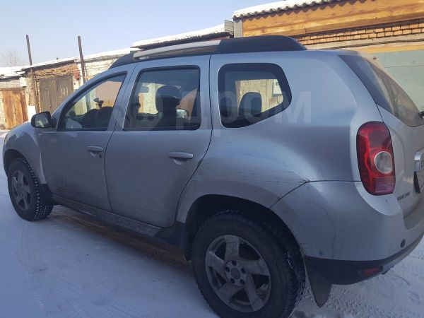 Renault Duster, 2012 год, 590 000 руб.
