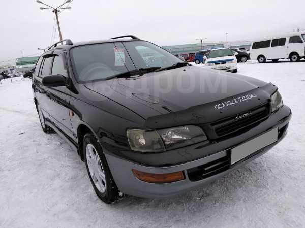 Toyota Caldina, 1997 год, 242 000 руб.