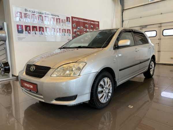 Toyota Corolla, 2003 год, 279 999 руб.