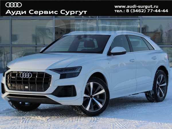 Audi Q8, 2019 год, 6 300 000 руб.