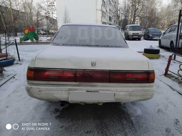 Toyota Cresta, 1991 год, 110 000 руб.