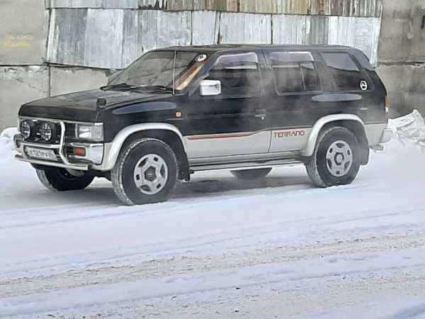 Nissan Terrano, 1994 год, 400 000 руб.