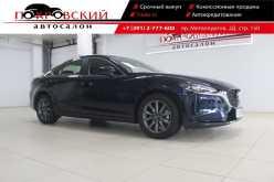 Красноярск Mazda6 2019