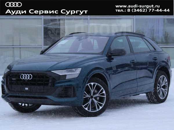 Audi Q8, 2019 год, 6 050 000 руб.