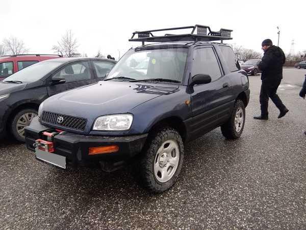 Toyota RAV4, 1994 год, 275 000 руб.