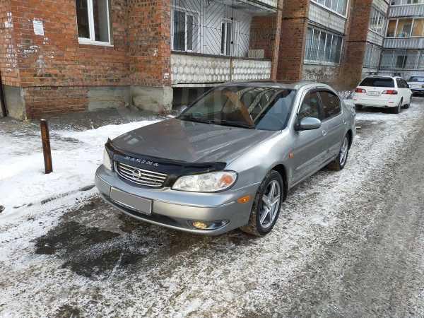 Nissan Maxima, 2004 год, 295 000 руб.