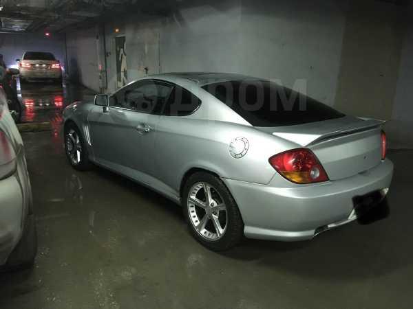 Hyundai Tuscani, 2002 год, 245 000 руб.