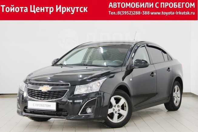 Chevrolet Cruze, 2013 год, 507 000 руб.