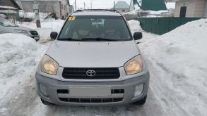 Барнаул RAV4 2002