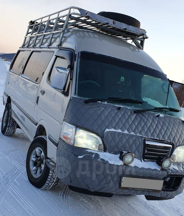 Toyota Hiace, 2001 год, 720 000 руб.