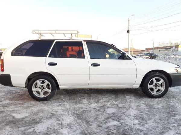 Toyota Corolla, 2001 год, 145 000 руб.