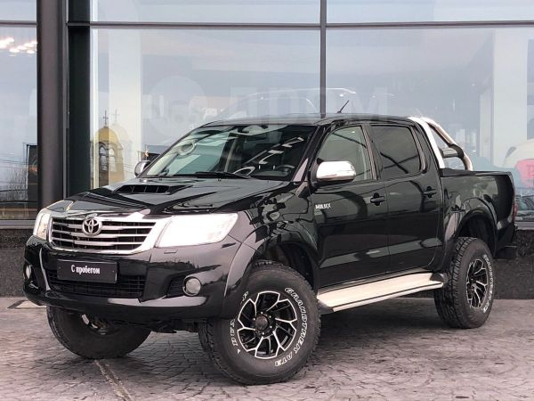 Toyota Hilux Pick Up, 2012 год, 1 194 000 руб.