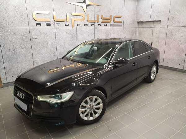 Audi A6, 2012 год, 845 000 руб.