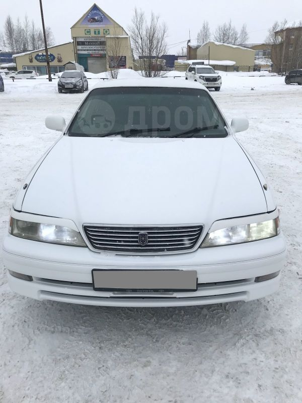 Toyota Mark II, 1997 год, 175 000 руб.