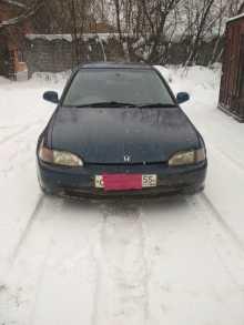 Омск Civic Ferio 1993