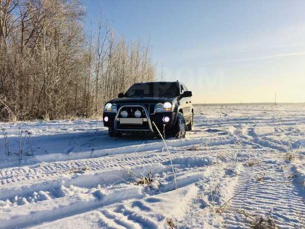 Jeep Grand Cherokee, 2005 год, 400 000 руб.