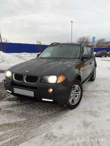 Бийск BMW X3 2005