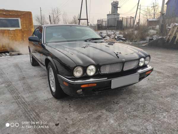 Jaguar XJ, 1998 год, 600 000 руб.