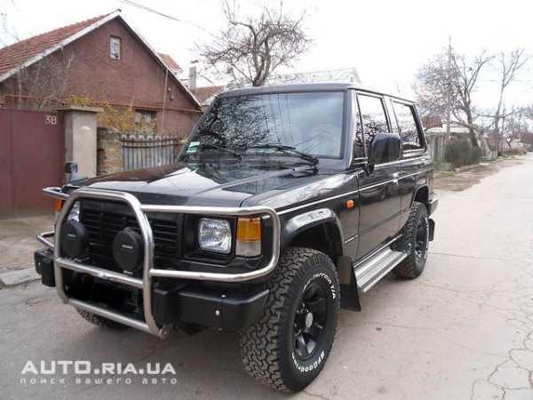 Hyundai Galloper, 1996 год, 550 000 руб.