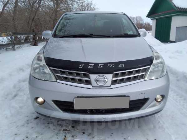 Nissan Tiida Latio, 2009 год, 370 000 руб.