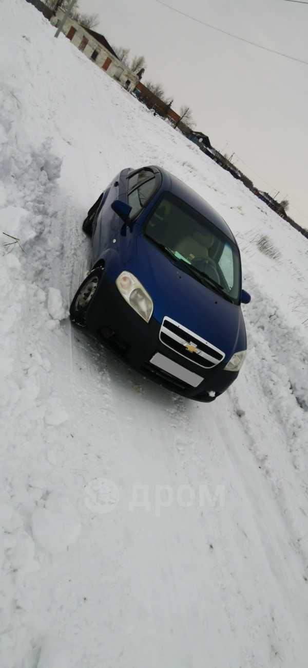 Chevrolet Aveo, 2006 год, 140 000 руб.