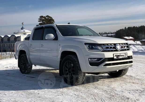 Volkswagen Amarok, 2018 год, 2 999 000 руб.