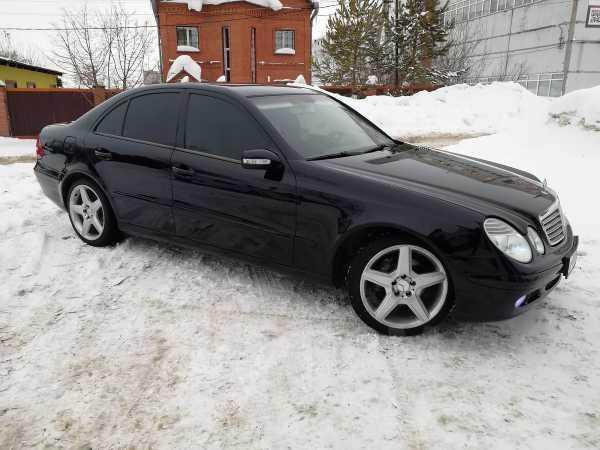 Mercedes-Benz E-Class, 2002 год, 400 000 руб.